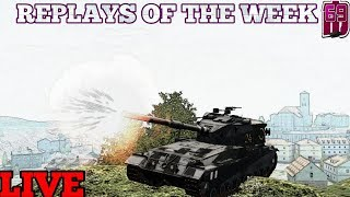 Download Wotb: Replays of the week LIVE + Q&A Video