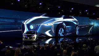 Download Nissan IMx Reveal at the 2017 Tokyo Motor Show Video
