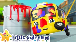 Download Learn Colors Song | Buster Rhymes - Little Baby Bum | Nursery Rhymes and Kids Songs | BRAND NEW Video