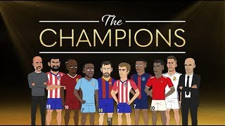 Download The Champions: Season 2 in Full Video