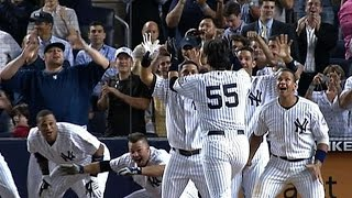 Download Matsui's solo shot gives the Yanks the win Video