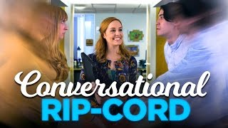 Download Conversational Ripcord: The Fastest Way To Leave A Conversation! Video
