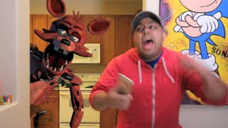 Download REAL LIFE FIVE NIGHTS AT FREDDY'S Video