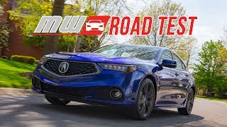 Download Road Test: 2018 Acura TLX - A-SPECial One Video
