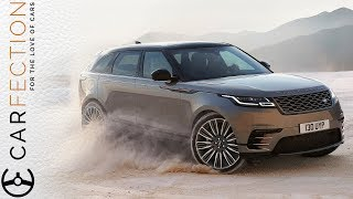 Download Range Rover Velar: Driving The Future - Carfection Video