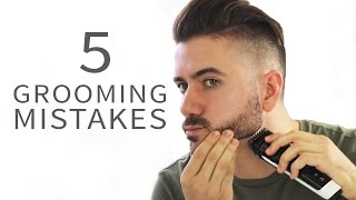 Download 5 Grooming Mistakes Men Make | Facial Hair Tips For Men | Alex Costa Video