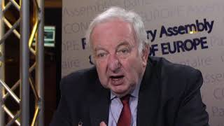 Download Lord George Foulkes calls for better protection of journalists Video