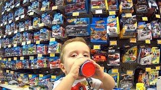 Download HOT WHEELS E GUARANÁ NA LOJA DE BRINQUEDOS TOYS R US - Hot Wheels Toys Are Us Toy Shop Video