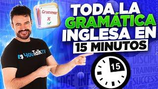 Download La gramática del inglés en 15 minutos (10 puntos CLAVE) 2018 Video