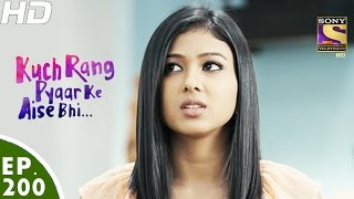 Download Kuch Rang Pyar Ke Aise Bhi - कुछ रंग प्यार के ऐसे भी - Episode 200 - 5th December, 2016 Video