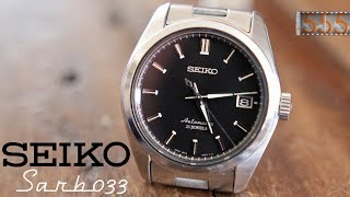 Download Seiko SARB033: Affordable Rolex Alternative? Dress Watch Review and Comparison by 555 Gear Video