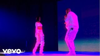 Download Rihanna - Work - Live at The BRIT Awards 2016 ft. Drake Video