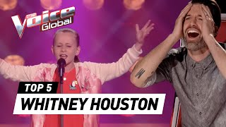 Download BEST WHITNEY HOUSTON Blind Auditions on The Voice Kids Video