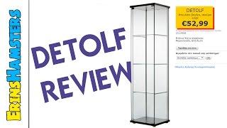 Download Ikea Detolf Hamster Cage | Large, Affordable Enclosure (163 x 43cm) Video