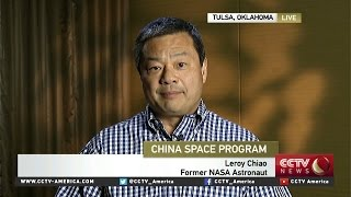 Download Astronaut Leroy Chiao on China's space program Video