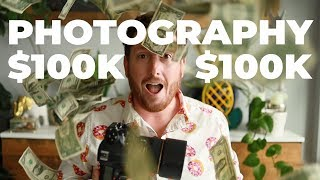 Download PHOTOGRAPHY - MAKE $100,000 PER YEAR Video