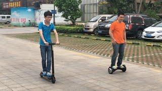Download Lightest Carbon Fiber Fast Electric Scooter Video