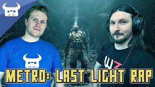 Download METRO: LAST LIGHT RAP | Dan Bull & Miracle Of Sound Video