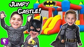 Download GIANT Jumpy Castle Surprise Egg Video
