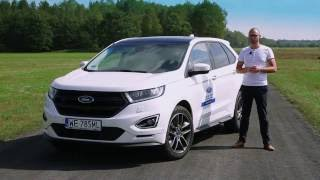 Download Nowy Ford Edge Sport 2.0 TDCi Twin Turbo (2016) - test [PL] Video