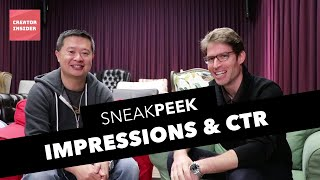 Download Impressions, CTR & more - Sneak Peek #3 Video