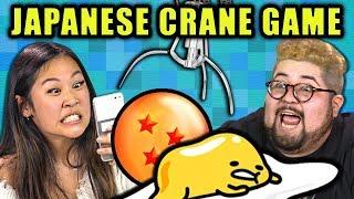 Download WINNING ON A JAPANESE CRANE GAME | Toreba Crane Game (React) Video