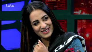 Download فرزانه ناز مهمان ویژه برنامه قاب گفتگو / Farzana Naz is invited as special guest Video