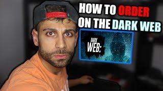 Download I got EVIDENCE in my DARK WEB MYSTERY BOX | How to order off the dark web | mystery box unboxing Video