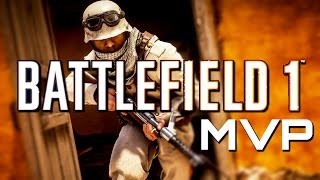 Download Battlefield 1: Sinai MVP (PS4 Pro Multiplayer Gameplay) Video
