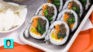 Download Legit Kimbap at Hankook Market - Kingdom Koreatown #13 Video