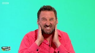 Download Did BAFTA winner Lee Mack get his head stuck in a set of railings? - Would I Lie to You? Video
