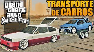 Download Transporte de Carros - GTA San Andreas Video
