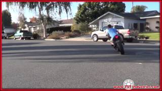 Download TOCE Performance Exhaust on a Yamaha YZF R1 Video