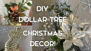Download DIY Dollar Tree Christmas Decor | 7 Ideas for the Holidays! Video
