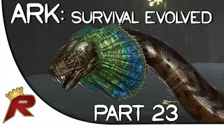 Download Ark: Survival Evolved Gameplay - Part 23: ″Giant Snake & Spider Attack!″ (Early Access) Video