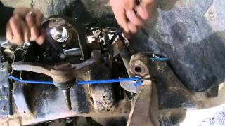 Download F150 Upper Control Arm Replacement DIY Video