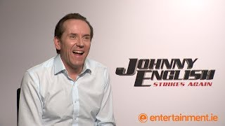 Download Ben Miller did not expect to be back for Johnny English Strikes Again Video