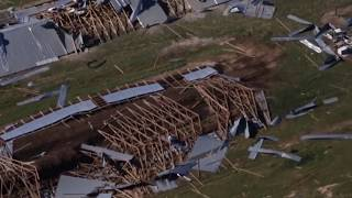Download Hurricane Michael Damage Assessment Flyover Footage Video