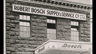 Download Becoming a global company - Bosch History Video