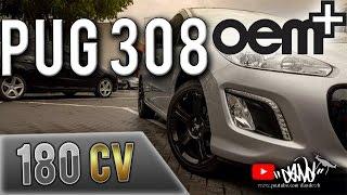Download PEUGEOT 308 OEM+ COM 180CV Video