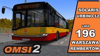 Download OMSI 2 PL Rembertów 1.1 - Solaris Urbino 12 Euro6 Video