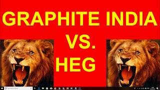 Download GRAPHITE INDIA VS HEG - एक शेर तो दूसरा बब्बर शेर कौन मारेगा बाज़ी Video