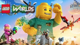 Download Lego Worlds (Switch) Review Video