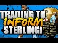 Download FIFA 16 - TRADING TO INFORM STERLING #2 Video