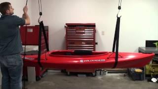 Download Extreme Max™ Heavy Duty Garage Hoist System Video