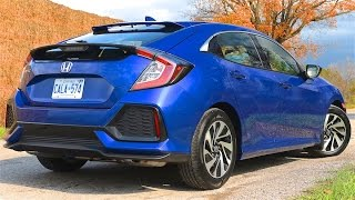 Download 2017 Honda Civic Hatchback Review-WORTH THE MONEY?? Video