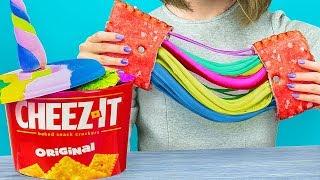 Download 6 DIY Amazing Giant Unicorn Snacks Video