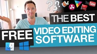 Download Best Free Video Editing Software Video