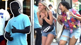 Download Funny Mannequin Prank in New York City Video