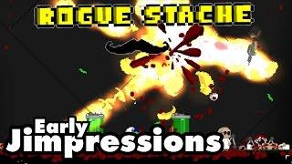 Download ROGUE STACHE - Big Sweaty Eyeballs Video